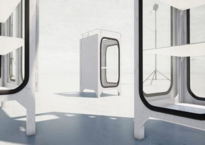 Cabinet Set 004